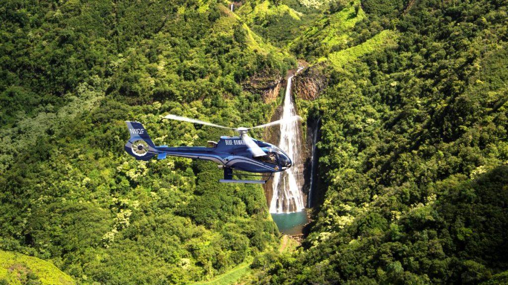 Kauai Island helicopter tours