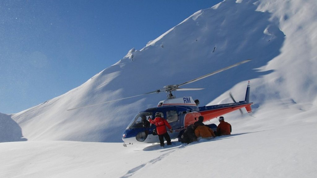 Queenstown helicopter tours