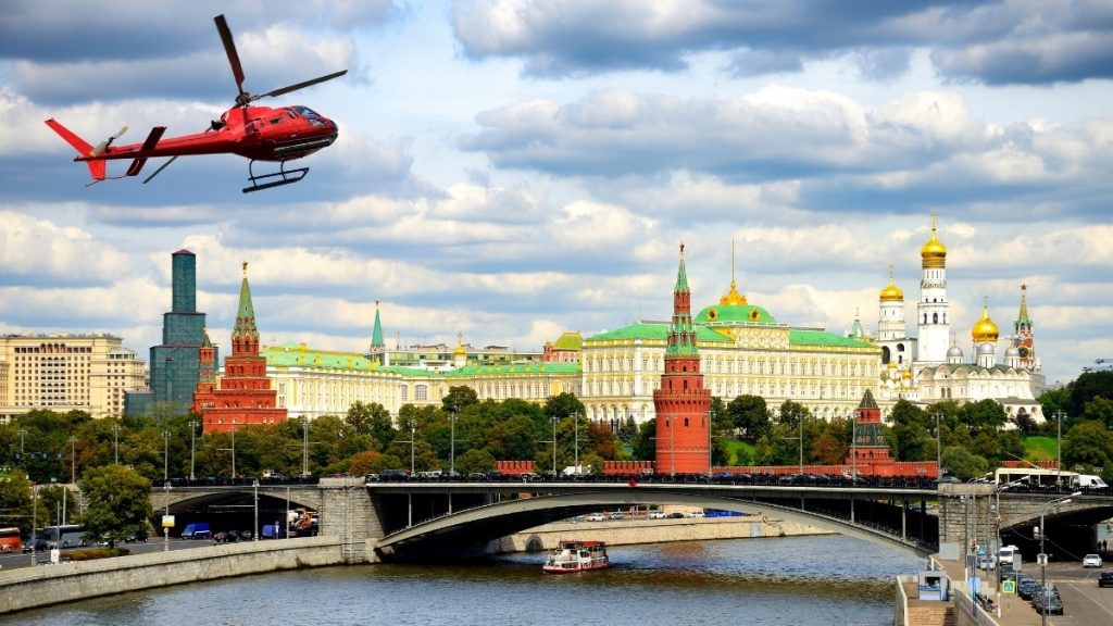 Helicopter tour FAQs